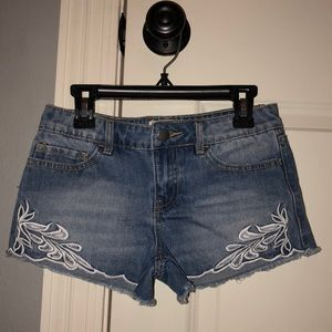 Jean shorts/youth